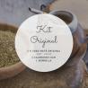 Kit Maté Original - 1KG - Calebasse Cuir