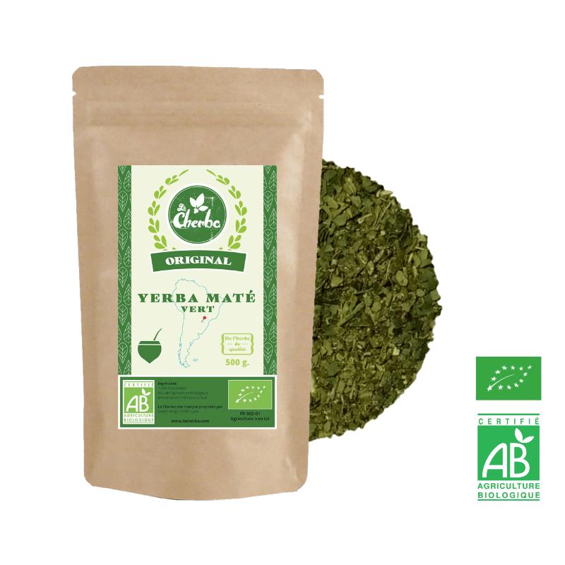 Yerba Maté Original Vert par La Cherba